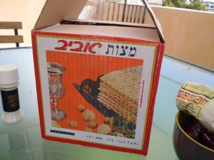 The last Matzah in Tel Aviv?